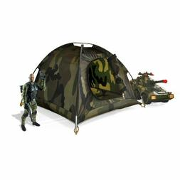 Gigatent Mini Command Dome Play Tent! Great for Toys & Knick