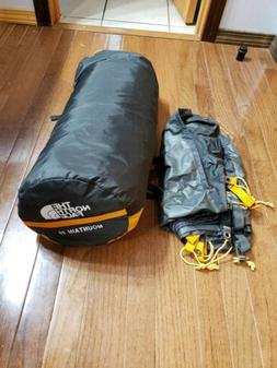 The North Face Mountain 25 Tent with Footprint NEW