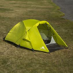 Ozark Trail Mountain Pass Aluminum Geo Frame Tent, Sleeps 2