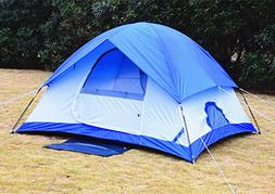 Busen Mountain Waterproof Tent Dome Outdoor Camping Instant