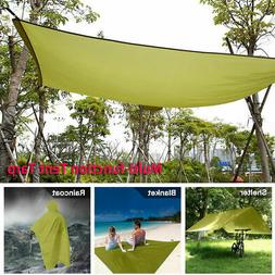 Multi-function Tarp Tent Hammock Camping Outdoor Sport Awnin