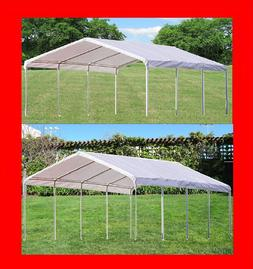 Multi-Use PE Carport Party Wedding Tent Shelter Canopy  - Tw