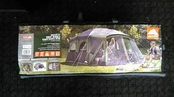 NEW Ozark Trail 12-Person Cabin Tent With Screen Porch Sleep