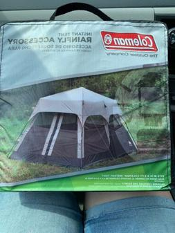 NEW! Coleman 14 x 8 RainFly Outdoor 8 Person Instant Hiking