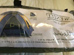 New Wenzel Alpine Sport 8.5' x 8' Tent Local Pickup!