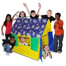 NEW Bazoongi Kids KC-ALN 38x30x44 Alien Print Design Cottage