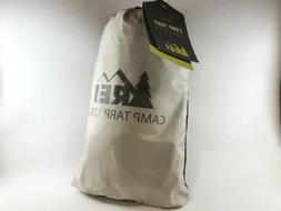 NEW REI Co-op Camp Tarp 12x12 Army Cot Tent Rain Shade Shelt