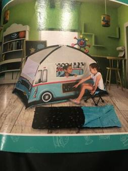New Kid's Food Truck 4 Piece Adventure Combo Tent, Sleeping