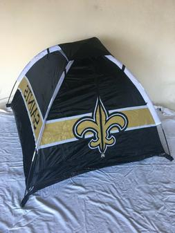 New Orleans Saints NFL Kids Play Tent 4'x4' Officially Licen