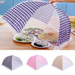 NEW Summer Kitchen Food Cover Tent Umbrella Outdoor Camp Cak