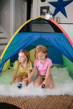 NEW Super Duper 4 Kid Play Tent by Pacific Play Tents - Port