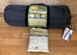 NEW Vintage 2004 REI Half Dome 2 Tent & Footprint 2 Pers 3 S