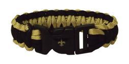 NFL New Orleans Saints Survivor Bracelet