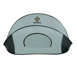 NFL Sun Shelter by Picnic Time, Manta - New Orleans Saints,