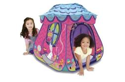 NIB! Playhut Play Village Cottage Play Tent