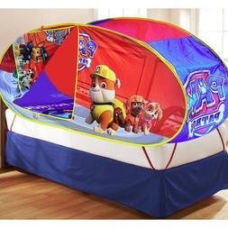 Nickelodeon Paw Patrol Sleepover Set with Bonus Bed Tent