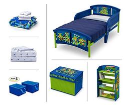 Nickelodeon Teenage Mutant Ninja Turtles  Toddler Room Set,