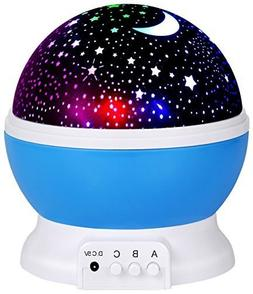 LED Night Lighting Lamp -Elecstars Light up Your Bedroom wit