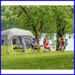 CORE 6-person Instant Cabin Tent, 60-Second Setup