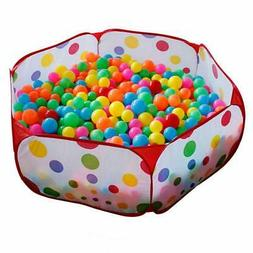 Ocean Ball Pit Pool Game Play Tent Baby Children Kids Outdoo