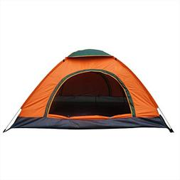 Outdoor One-Touch Tent Automatic Quick Opening Tent Hand Thr