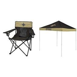 New Orleans Saints Tent and Chair Package