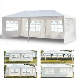 Outdoor 10'x20'Canopy Party Wedding Tent Heavy Duty Gazebo P