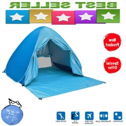 Outdoor 2-3 Persons Quick Automatic Pop up Instant Portable