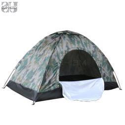 Outdoor 2 Person 4 Season Camping Hiking Waterproof Folding