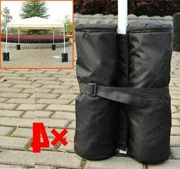 Outsunny Outdoor 4Pcs Weight Bag Set for Pop-up Canopy Party