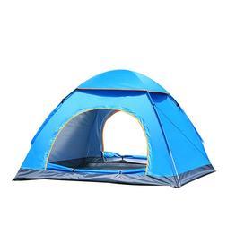 Outdoor Automatic <font><b>Tents</b></font> <font><b>Camping