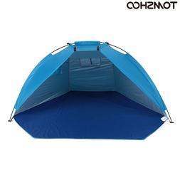 Outdoor Beach Tents Fishing Camping Hiking Sunshade Shelter