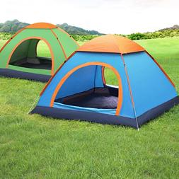 Outdoor Camping <font><b>Tent</b></font> 1 2 3 4 Person Auto