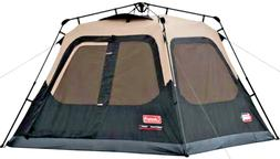 Coleman Outdoor Family Camping 4-Person INSTANT SETUP Tent 8