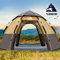 Hewolf Outdoor <font><b>Camping</b></font> <font><b>Tent</b>