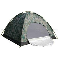 Outdoor Hiking 2 Person Family Camping Tent Backpacking Wate