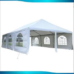 DELTA Canopies 30'x20' PE Frame Tent - Wedding Party Canopy