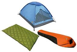 Alpinizmo High Peak USA Mt. Rainier 20F Sleeping 3 Men Tent
