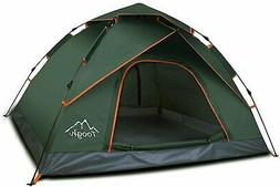 Toogh 3 Person Camping Tent 4 Season Backpacking Tent Automa