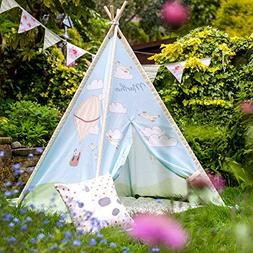 Personalized Children's Kids Teepee Wigwam - Florence & Frie