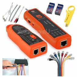 RJ45 RJ11 Telephone Phone LAN Network Cable Wire Toner Track