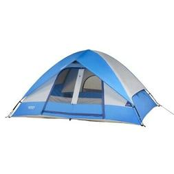 Wenzel Pine Ridge Family Tent, Blue, 5 Person
