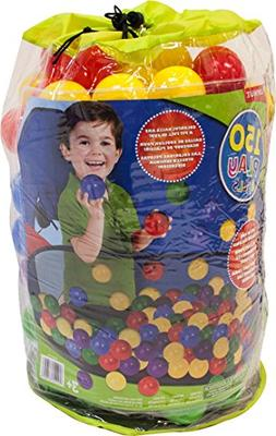 Playhut Play Balls, 150 Count for Tent / pool safe Fun kids