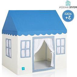 Petite Maison Kids Play House Tent, Hand Made Premium Qualit