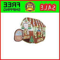 Play Tent for Kids for Indoor Outdoor,Boys Girls Child Gift