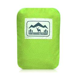 Pocket Blanket  for Hiking Camping Beach and Picnic
