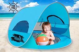 Baby Pop-Up Beach Tent with Pool & Bonus Beach Ball, Sun She