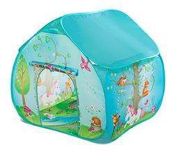 Childrens Pop Up Play Tent Designed like an Enchanted Forest