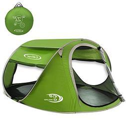 G4Free Pop Up Tent Beach Cabana Instant Backpacking Sun Shel