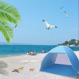 Pop Up Beach Tent Sun Shelter Quick Instant Automatic Portab